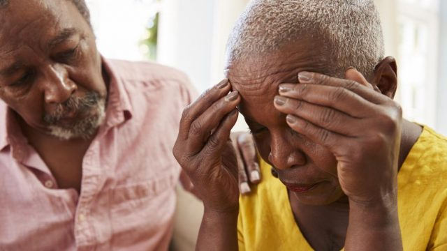 Alzheimer's: These psychiatric symptoms may be an early sign