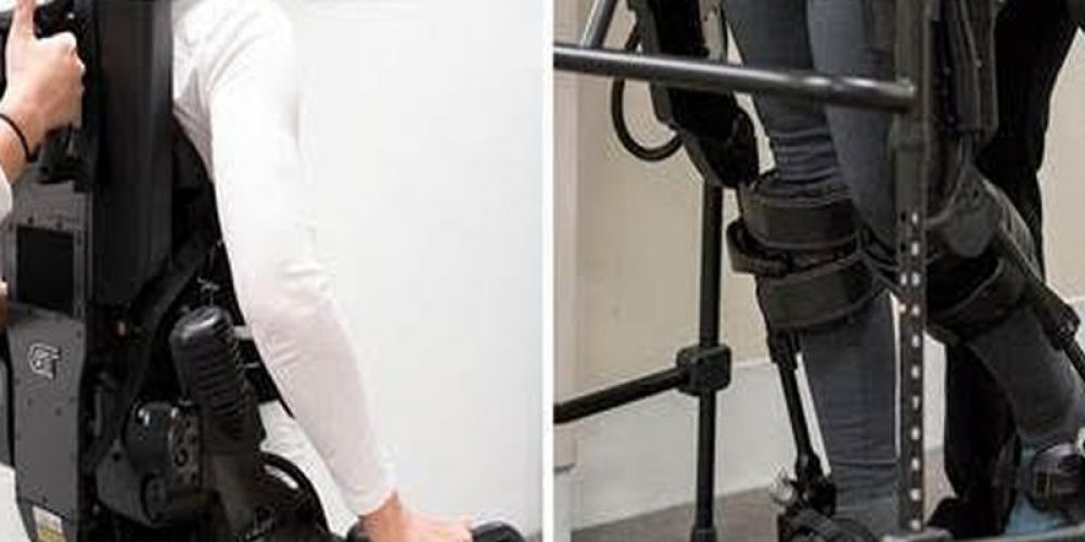 High-Tech 'Exoskeleton' Can Give Mobility Back to People With MS