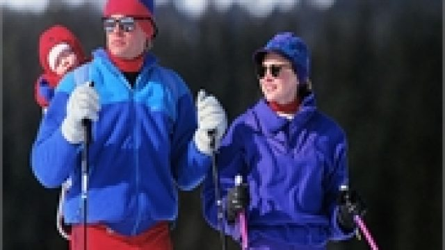 Ski Your Way to a Healthier Aging Brain