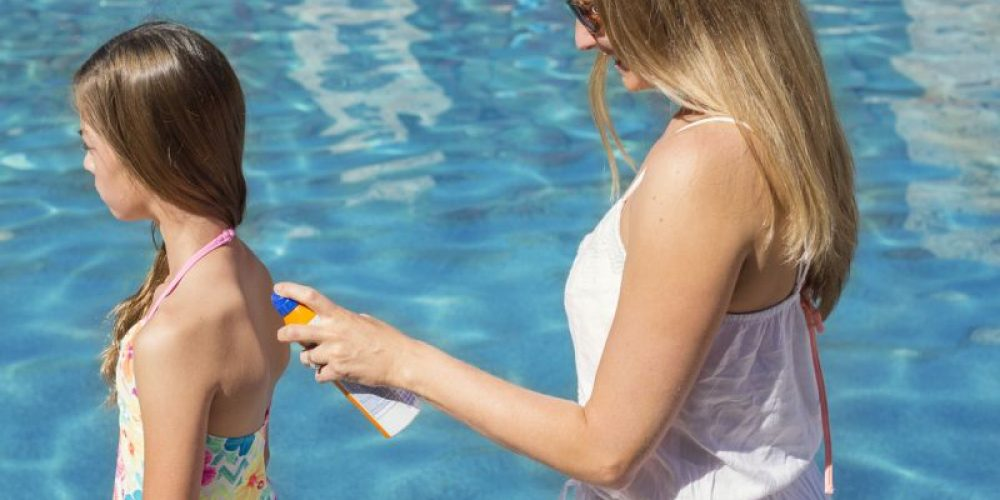Sunscreen Chemicals Absorbed Into Body, Study Finds