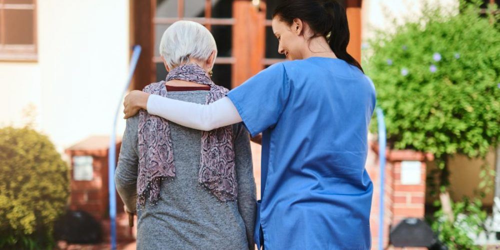 Walking patterns may help differentiate types of dementia