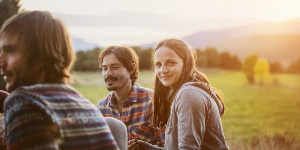 What does a healthy open relationship look like?