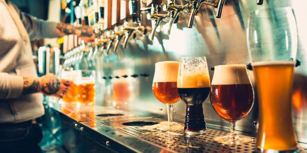 Alcohol intake and reduced brain volume: What explains the link?