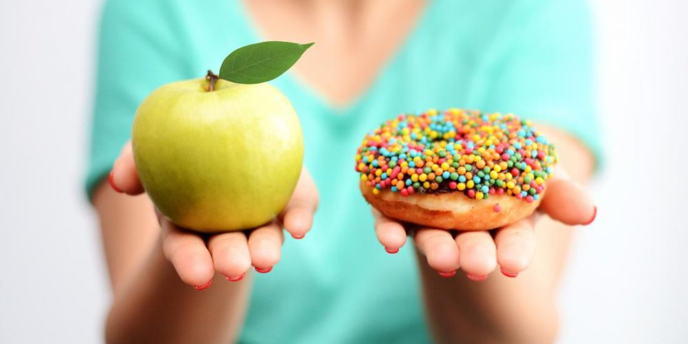 Brain study reveals why some people fail to stick to their diet