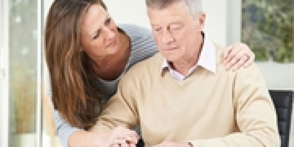 Caregivers Need to Care for Themselves