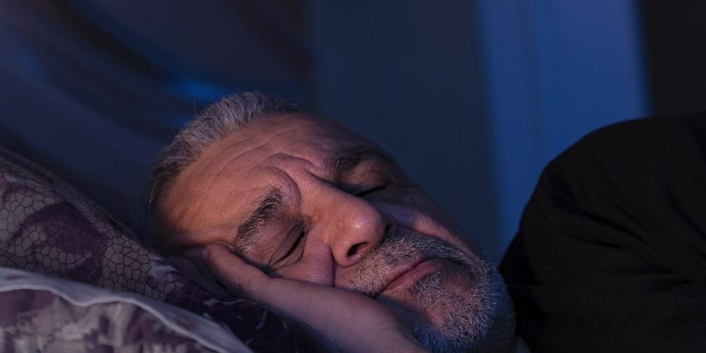 Could sleep apnea be a risk factor for Alzheimer's?