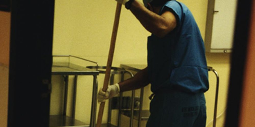 Disinfectants Can't Stop This Dangerous Hospital Germ