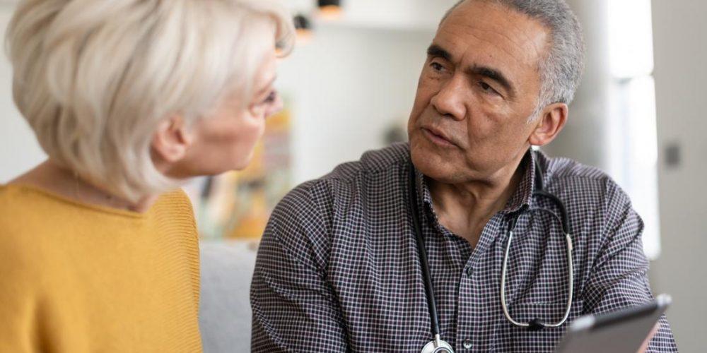 Does waist size predict dementia risk?