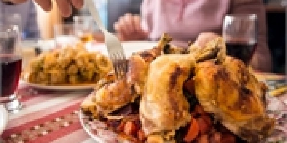 Don't Let Salmonella Make Your Thanksgiving a Turkey