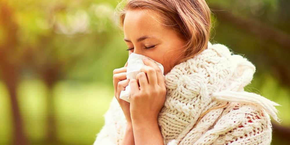 Everything you need to know about summer colds