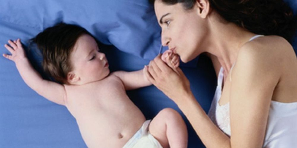 Fussy Baby May Raise Mom's Risk of Depression