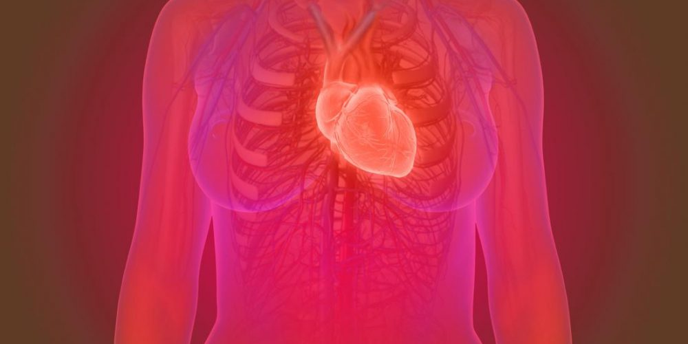 Heart attack: Some risk factors affect women more