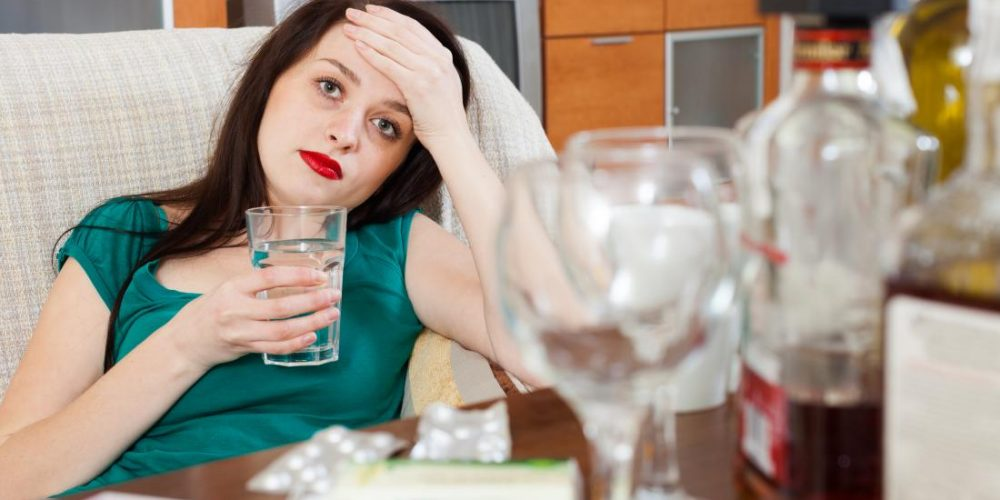 Home remedies to ease a hangover