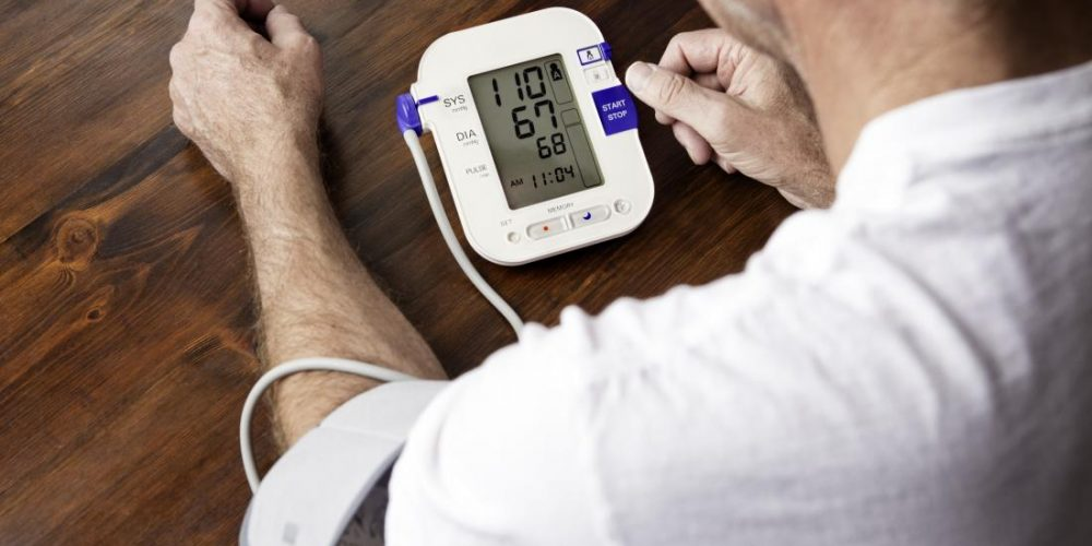 How can you tell when you have high blood pressure?