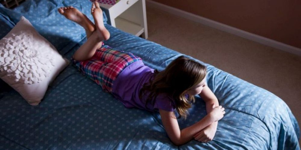 Inactive Lifestyle Begins as Early as Age 7: Study