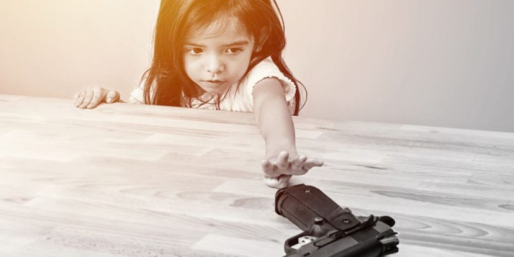 Many Gun Owners Leave Weapons Unlocked at Home
