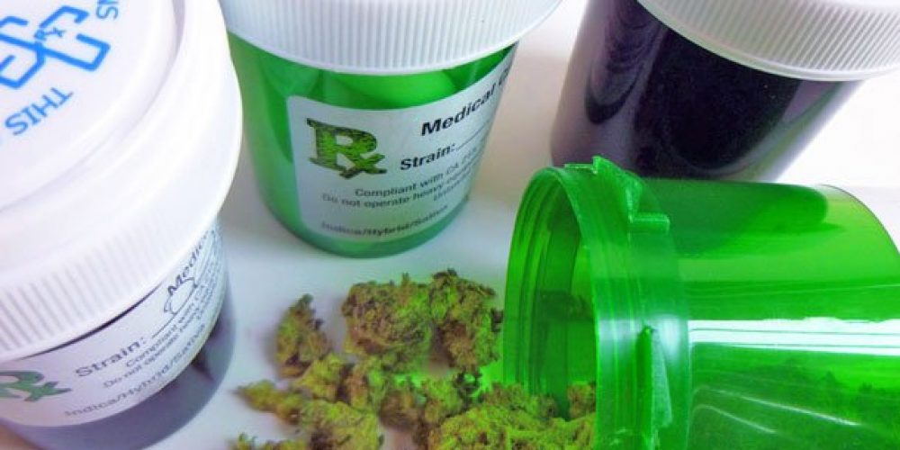Marijuana for Mental Health Treatment Ineffective, Analysis Finds