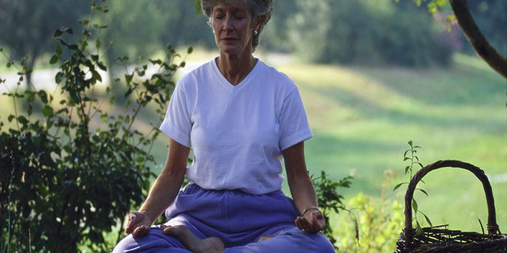 Mindfulness Might Ease Menopause Symptoms