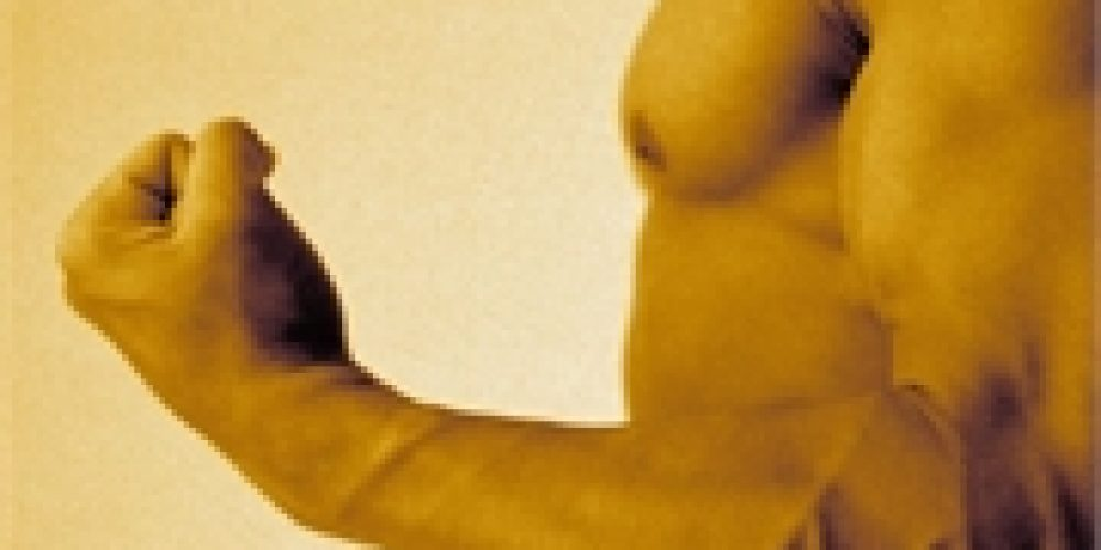 Muscle in Middle Age Might Help Men's Hearts Later