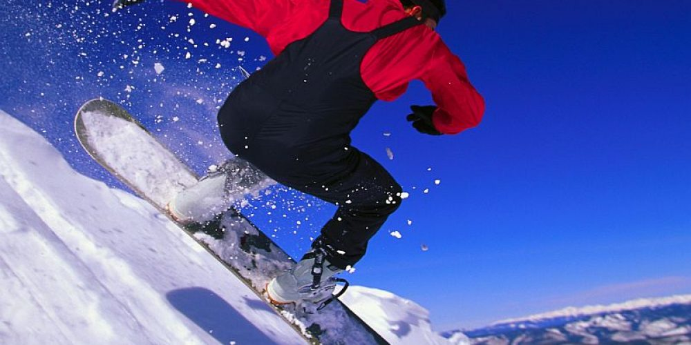 Play It Safe With Winter Sports