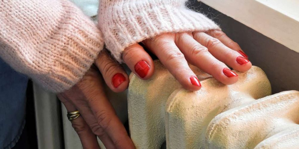 Potential causes of cold fingers