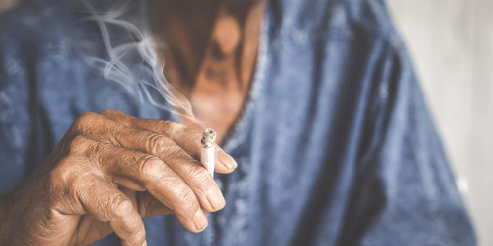 Smoking may not be related to dementia risk after all