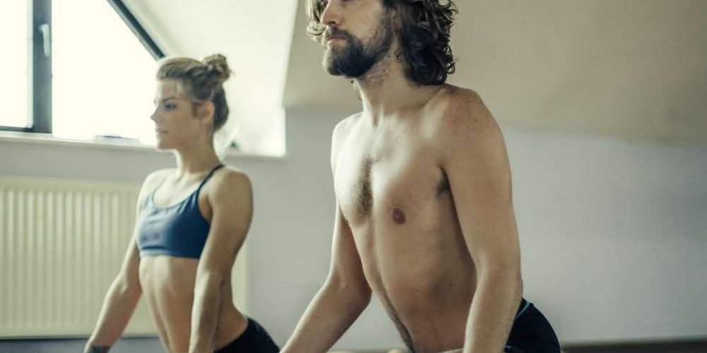 What are the benefits of hot yoga?