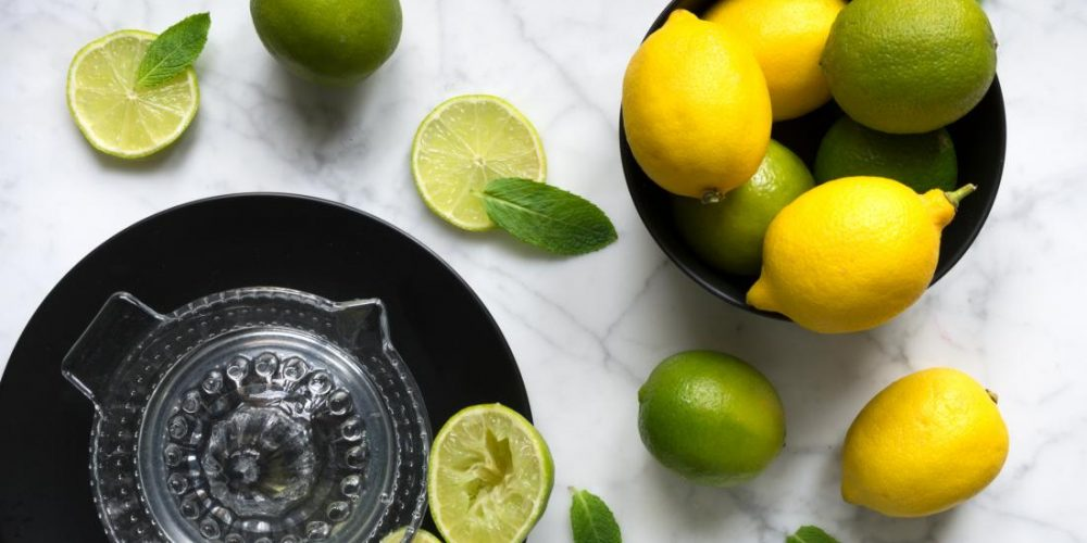 What are the health benefits of lemons vs. limes?
