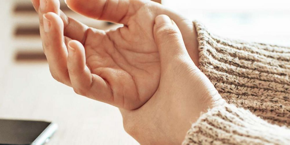 20 causes of numbness in the hands