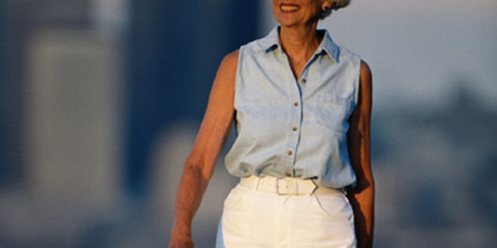 Get Moving: Exercise Can Help Lower Older Women's Fracture Risk