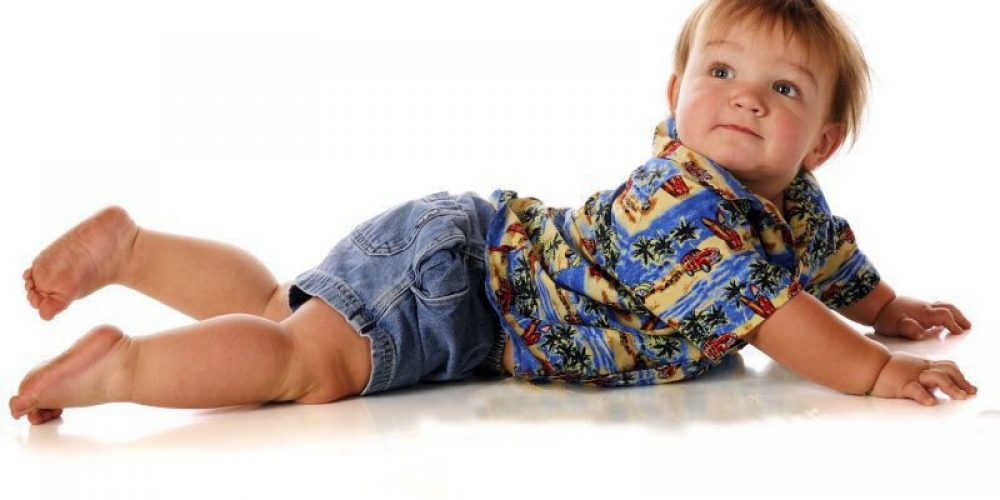 Overweight Kids Are at Risk for High Blood Pressure