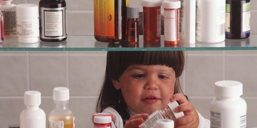 Survey Urges Grandparents to Lock Down Their Meds When Kids Visit