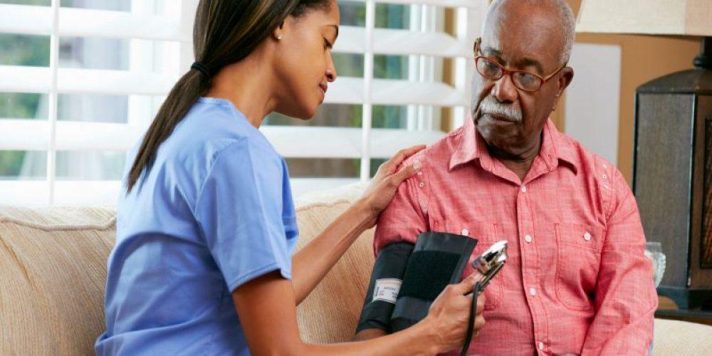 Upping Seniors' Blood Pressure Meds After Hospital Can Sometimes Bring Danger