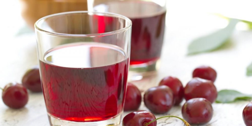 Can cherry juice improve cognitive function?