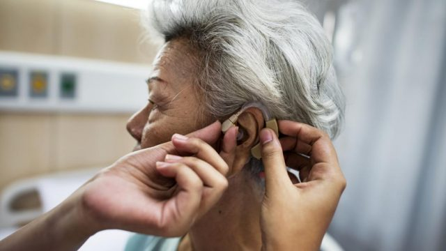 How do hearing and sight influence cognitive decline?