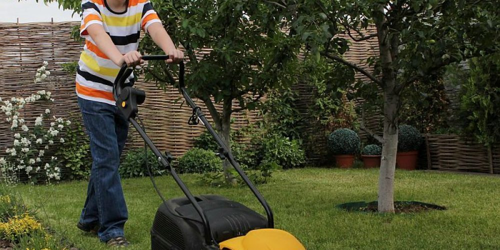 Lawn Mowers May Be Even More Dangerous for Rural Kids