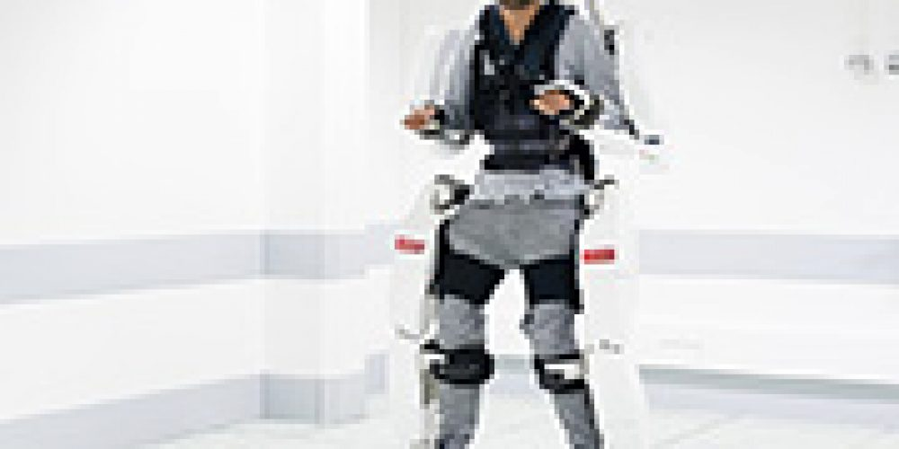 Mind-Controlled 'Exoskeleton' Restores Movement to Totally Paralyzed Man