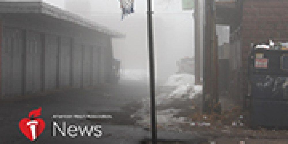 AHA News: Congenital Heart Disease Linked to Neighborhood Pollution, Poverty
