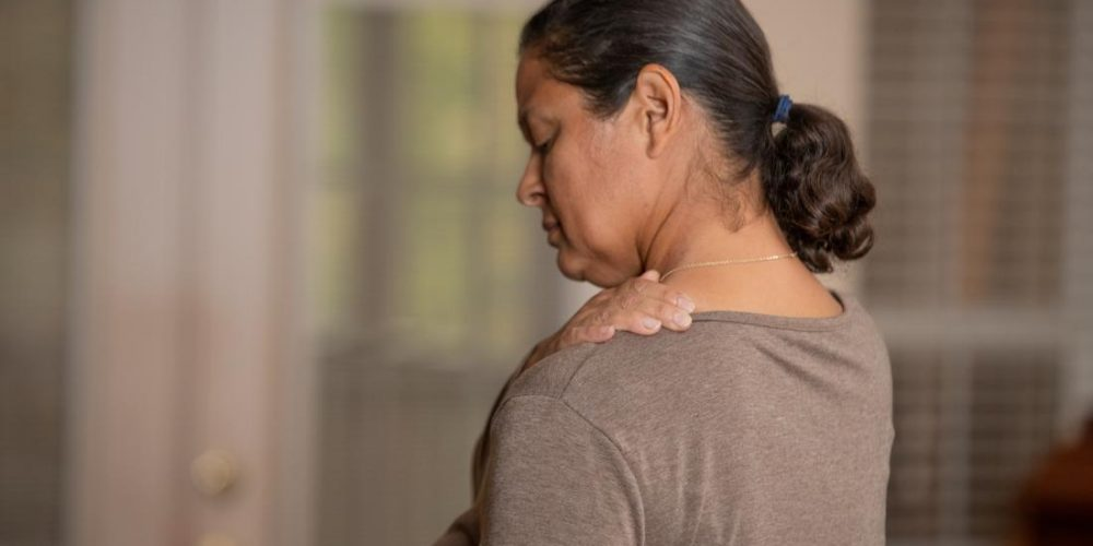 Blocking key protein could treat chronic pain