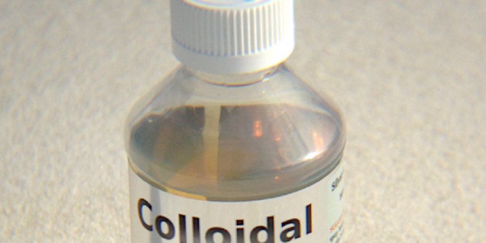 Colloidal silver: Does it work and is it safe?