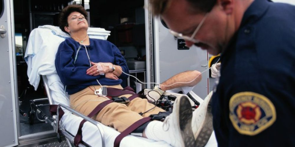Do Paramedics Shortchange Women With Heart Trouble?