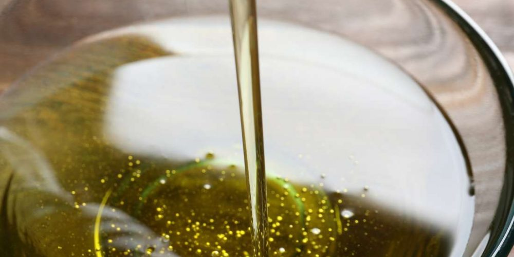 Is olive oil safe to use as a sexual lubricant?
