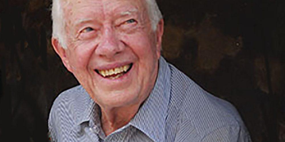 Jimmy Carter Recovering From Broken Pelvis After Fall