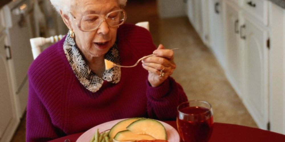 Many U.S. Seniors Are Going Hungry, Study Finds