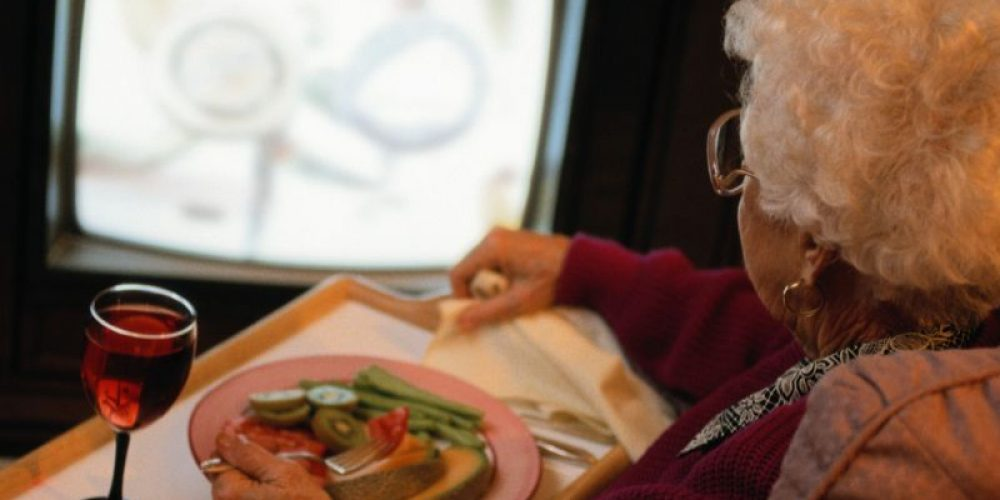 Meals on Wheels Delivers an Extra Health Bonus for Seniors