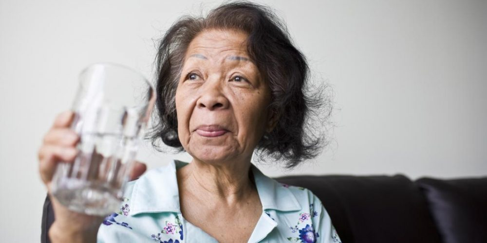 Misconceptions may lead to dehydration in older adults