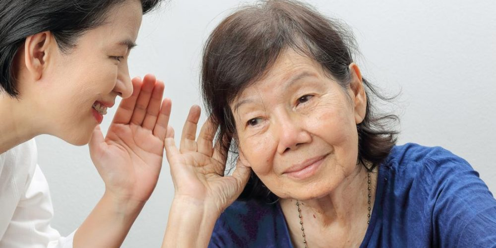 Poor hearing could lead to poor memory