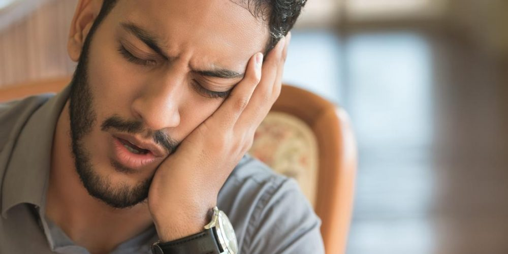 Possible causes of facial pain