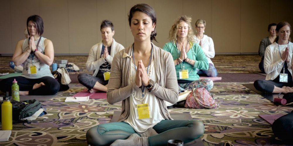 Stressed at work? Transcendental meditation may help