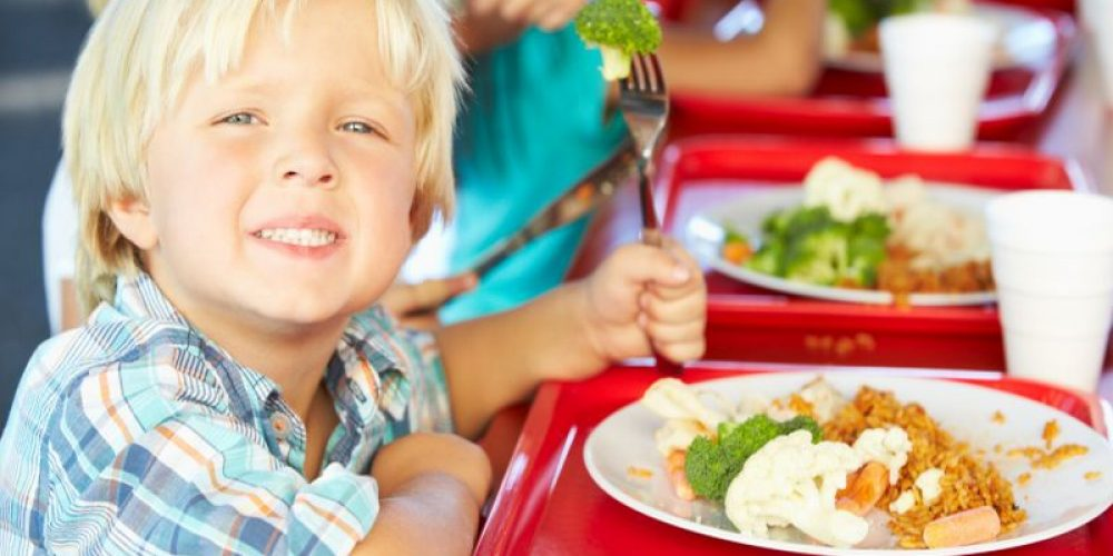 The Skinny on Schools' Efforts to Promote Healthy Eating